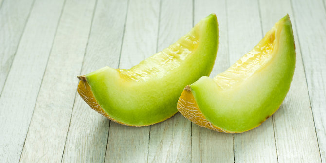 Manfaat Buah Melon Untuk Diet