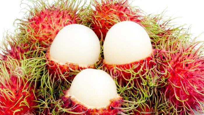 Manfaat Buah Rambutan untuk Diet