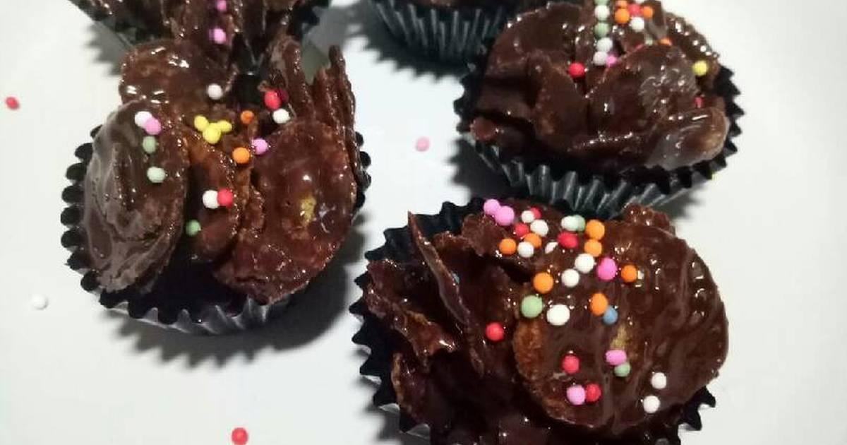 Keripik Jagung Coklat