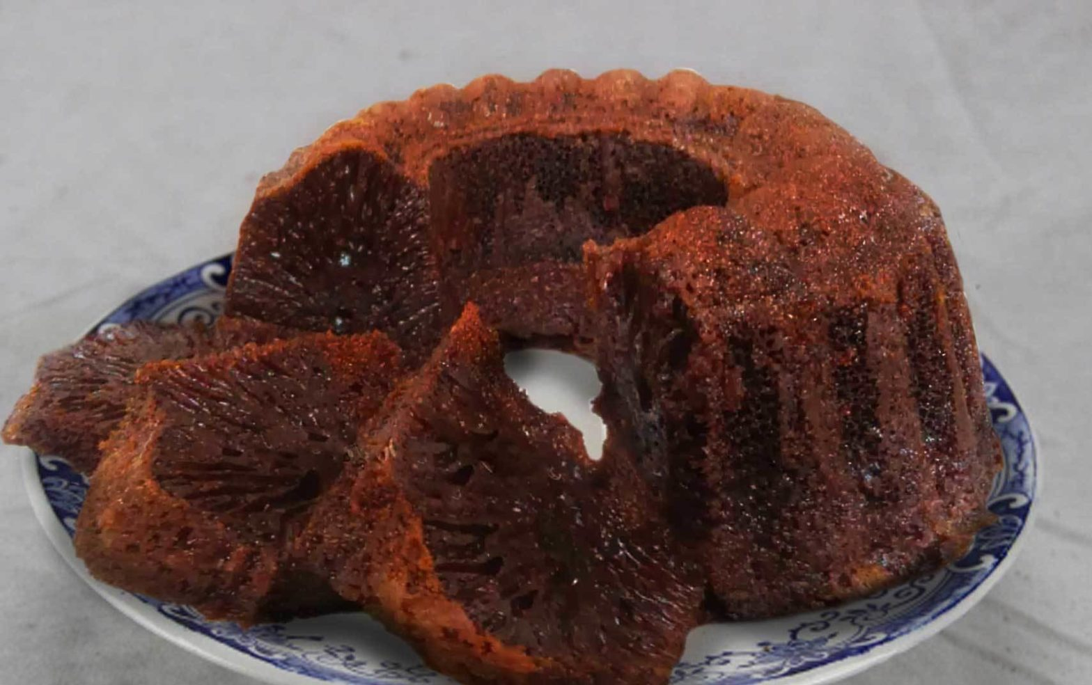 Cara Membuat Kue Karamel Sarang Semut