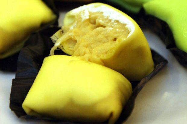cara membuat pancake durian sederhana