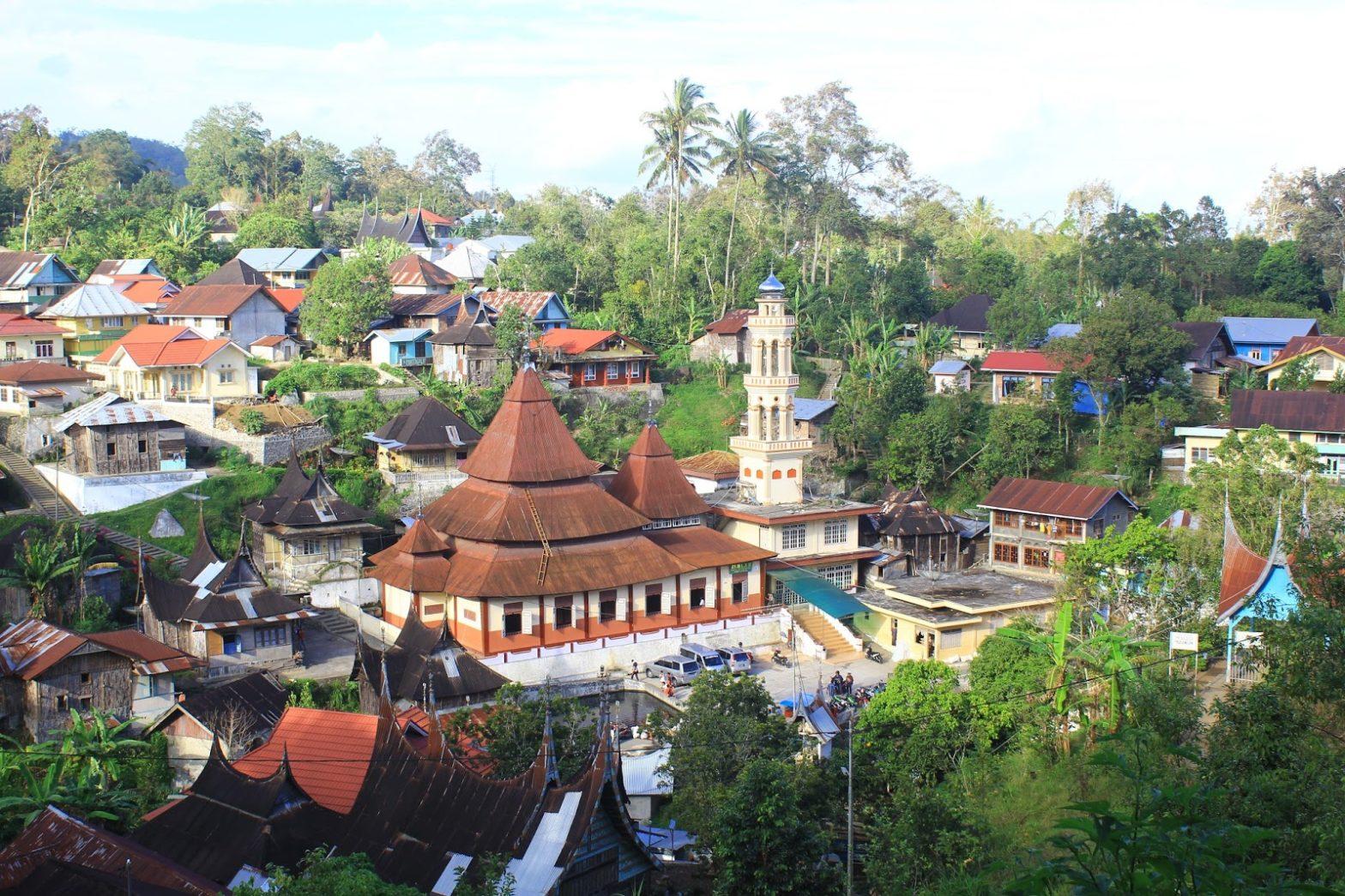 Karakteristik wilayah desa dan kota