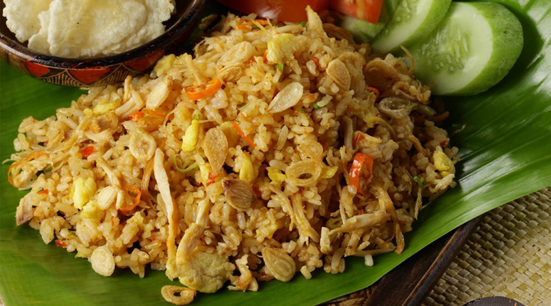 cara membuat nasi goreng lezat