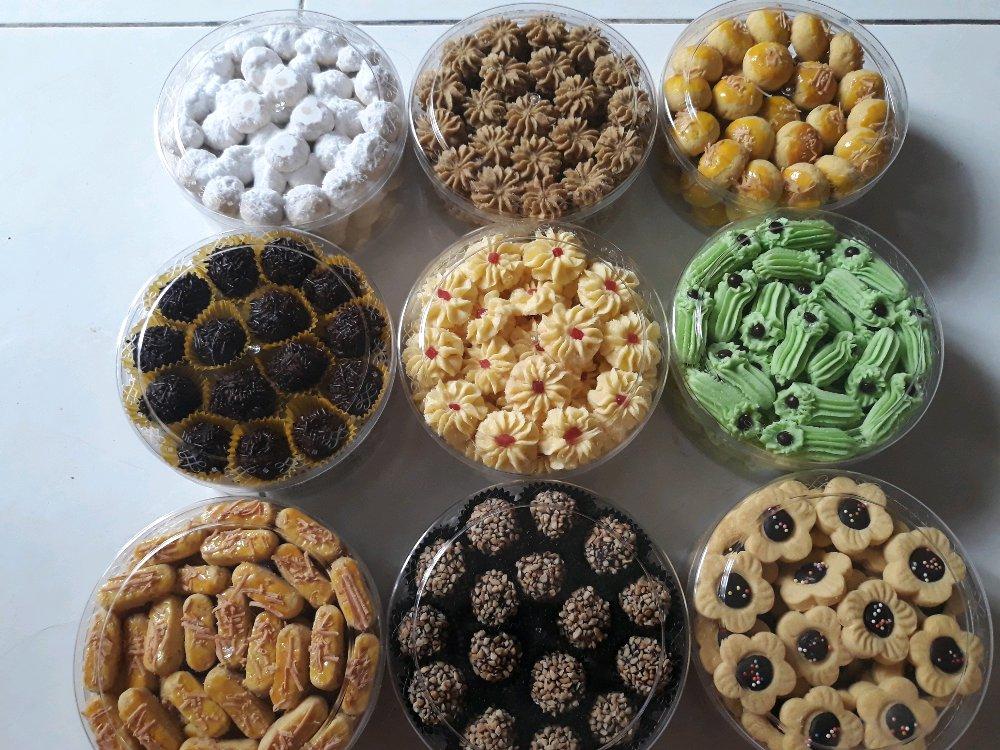 Cara Membuat Kue Kering Enak Dan Sederhana CaraBiasa.com