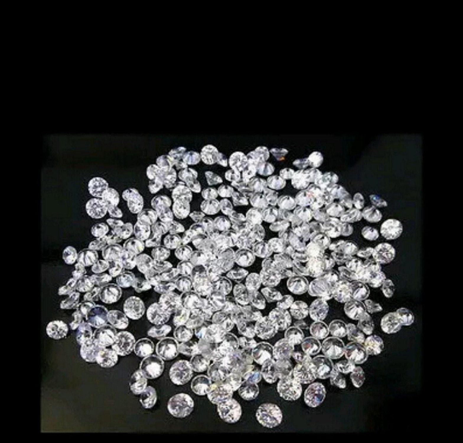 Ciri Ciri Berlian Asli Putih