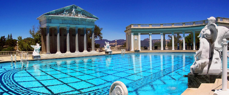Hearst Castel, Beverly Hills