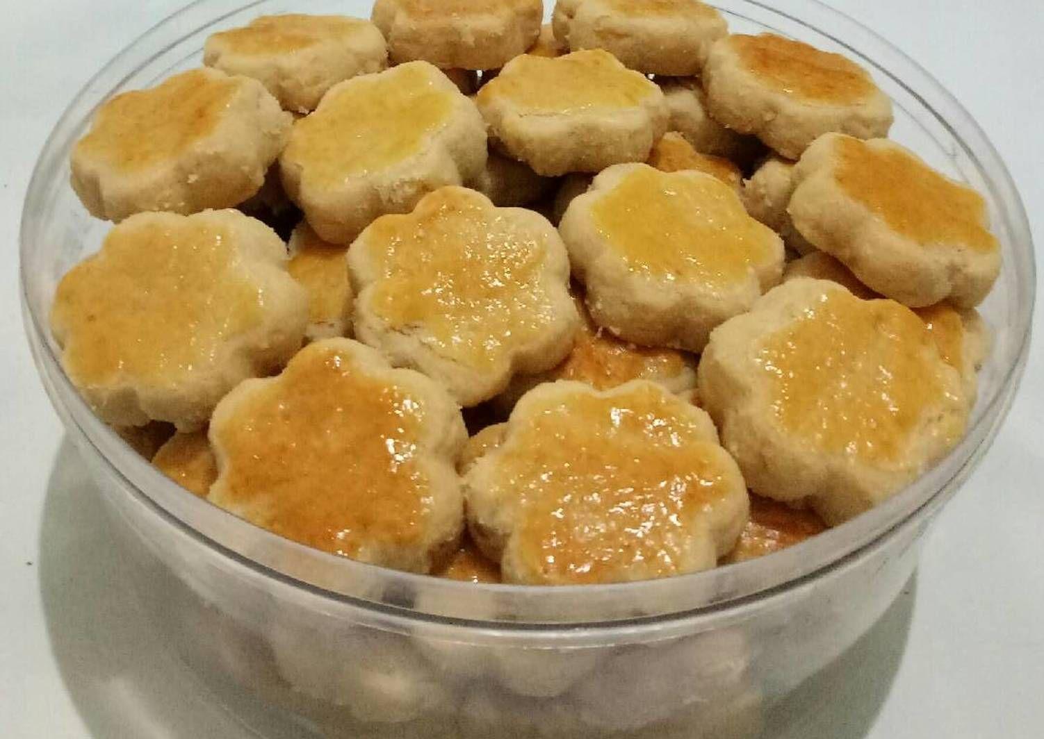 Kue Nastar Kacang Skippy