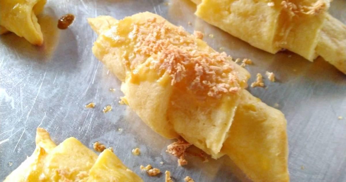 Resep Tentang Cara Membuat Croissant Singkong yang Lembut