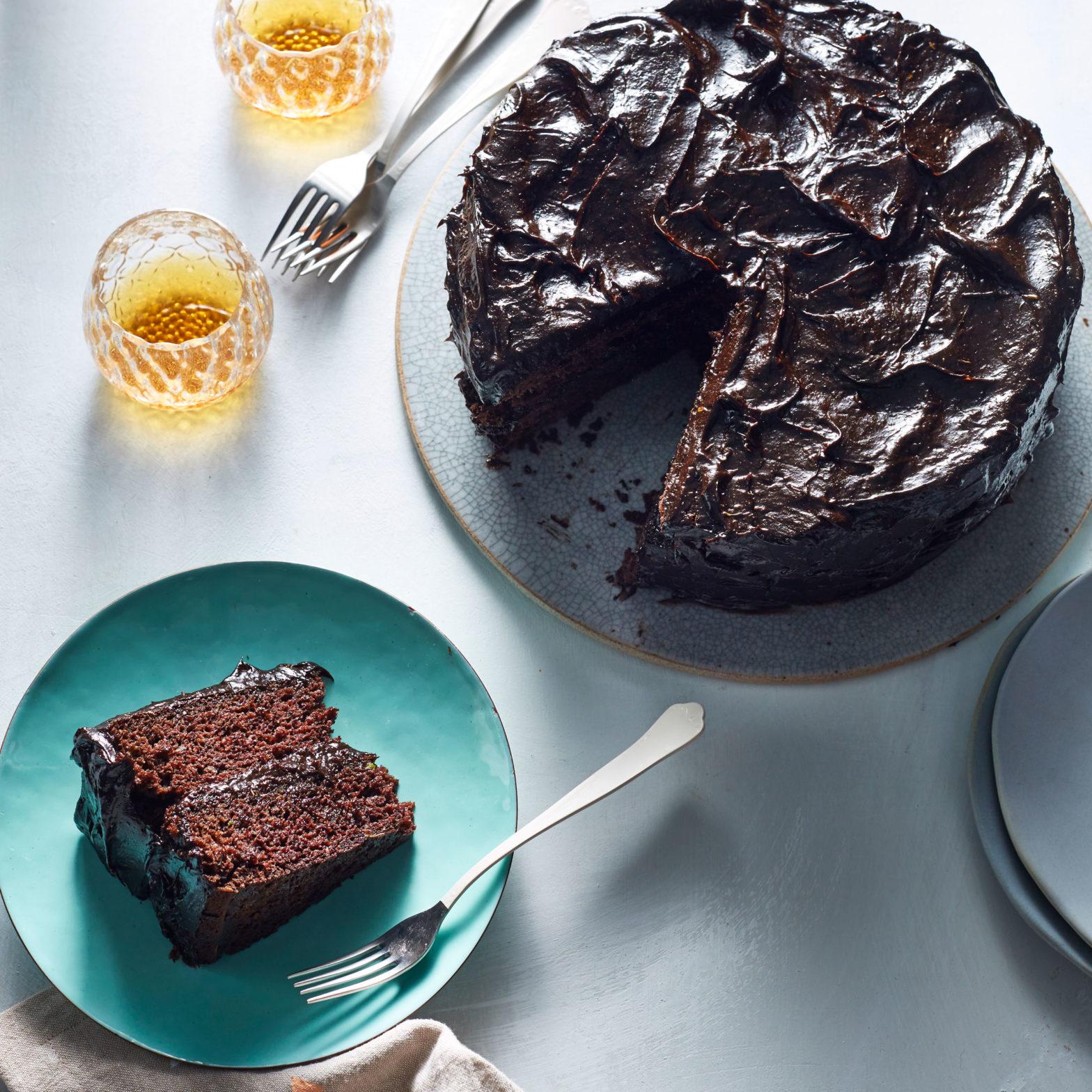 Cara Membuat Pasta Coklat Untuk Topping