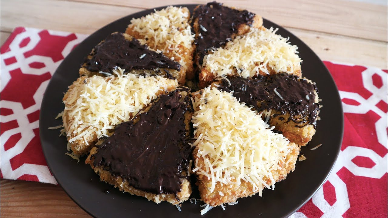 resep nugget pisang pizza