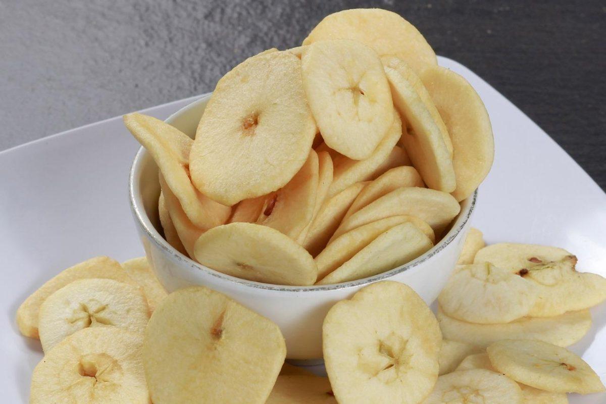 resep keripik apel goreng