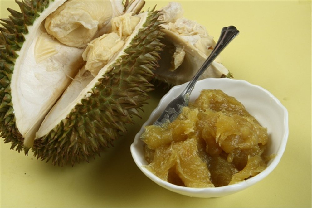 resep selai durian kw