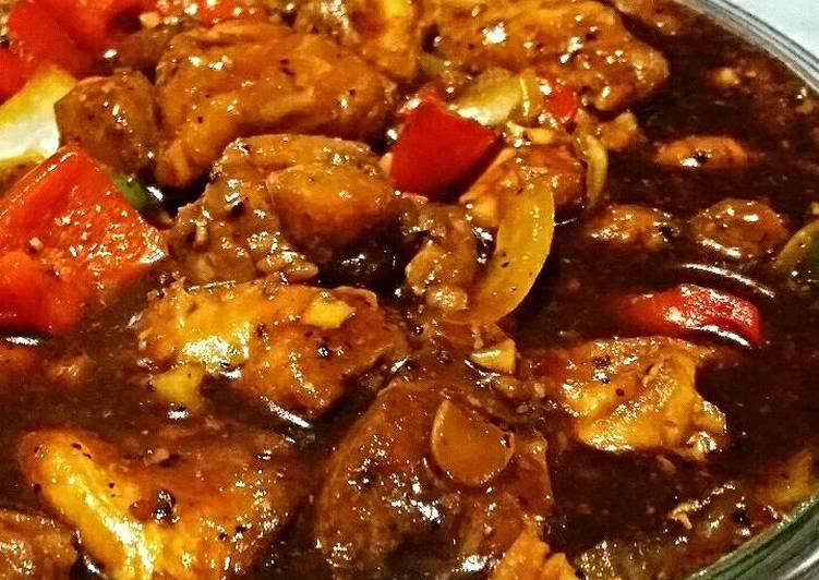 resep udang crispy saus