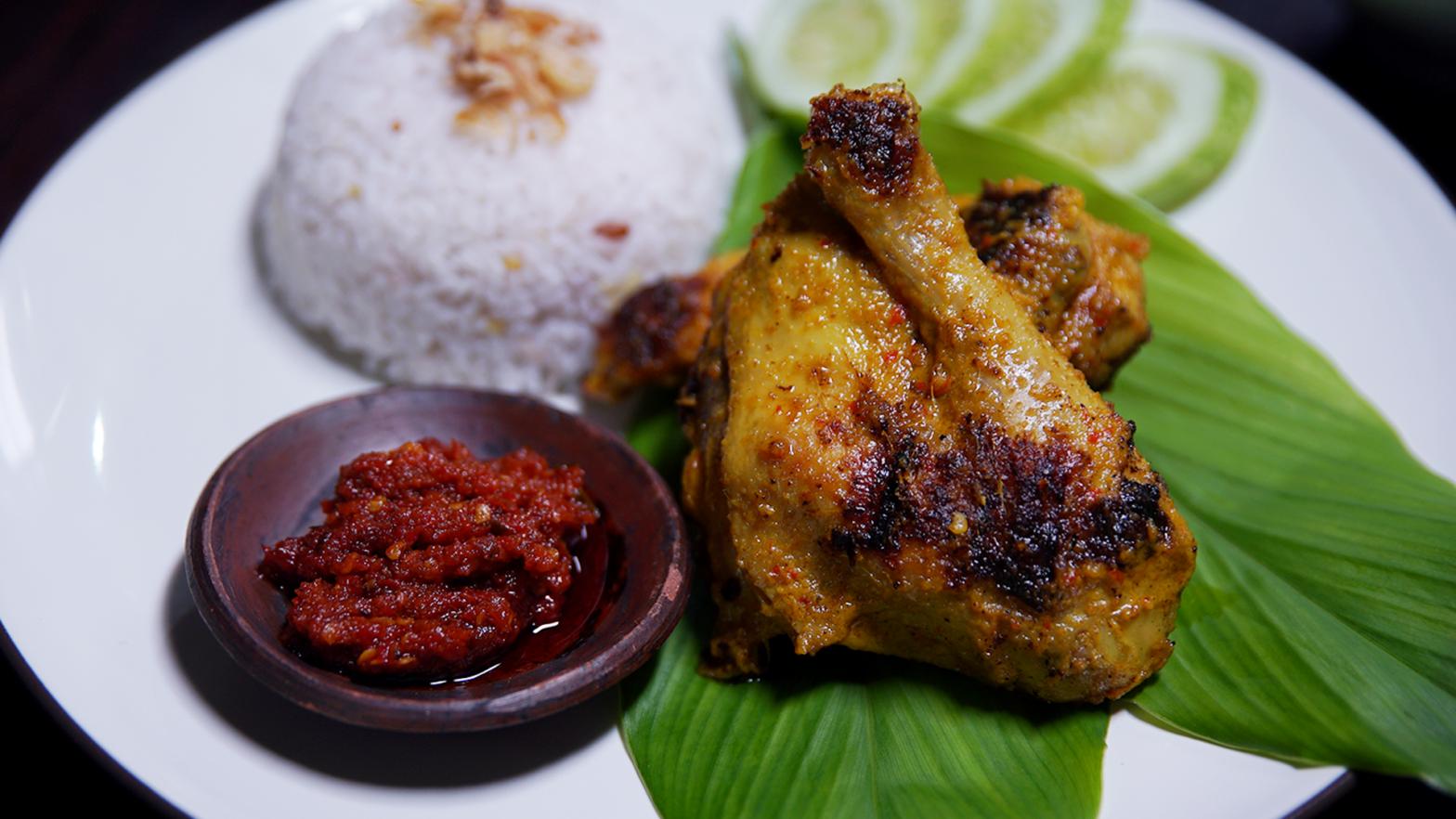 resep ayam penyet istimewa