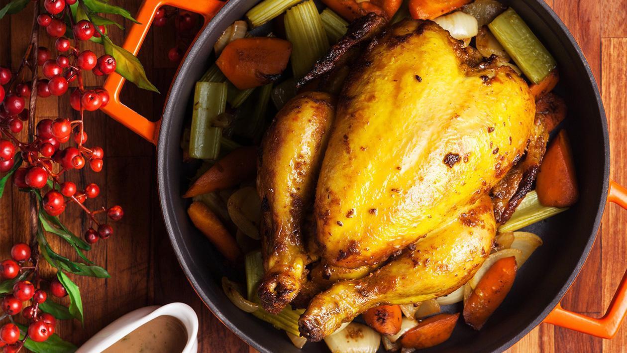 resep ayam panggang sederhana