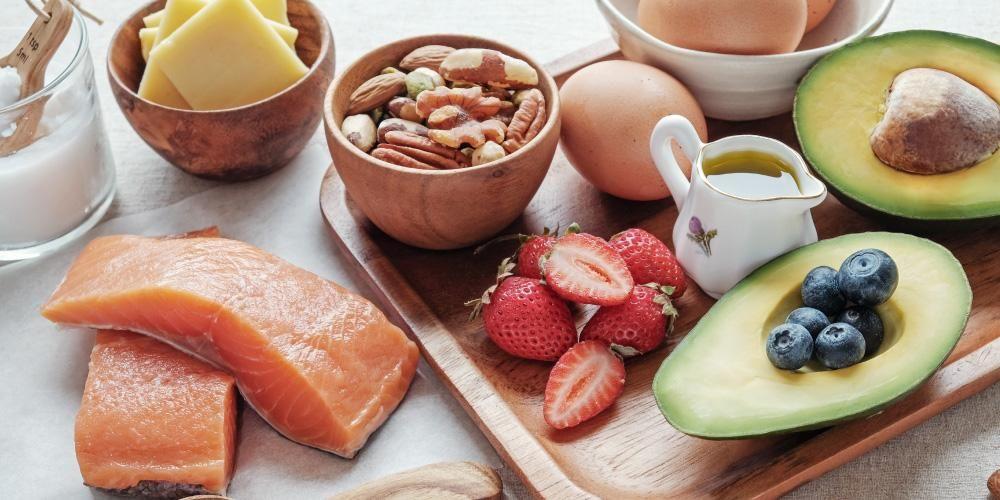 makanan ringan untuk orang diet