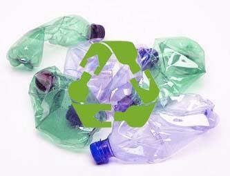 daur ulang plastik bekas botol